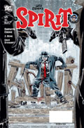 The Spirit #1, 2nd edition cover