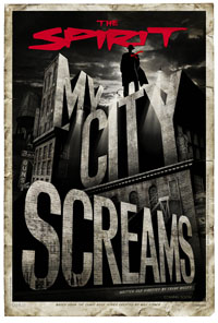 My City Screams movie poster