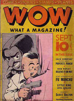 Wow! What a Magazine, September 1936